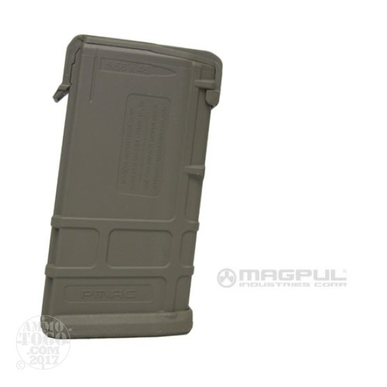 1 - Magpul PMAG P20 AR15/M16 Dark Earth 20rd. Magazine