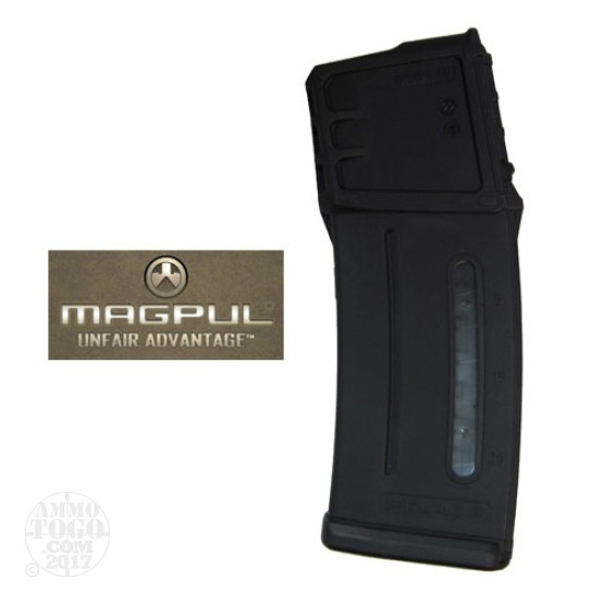 1 - Magpul PMAG H&K G36 Black 30rd. Magazine with Mag Level Window