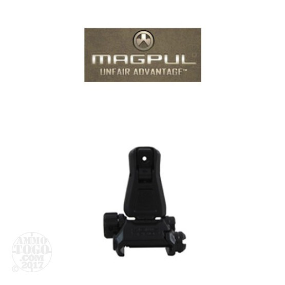 1 - Magpul MBUS Pro Rear Steel Folding Sight Black