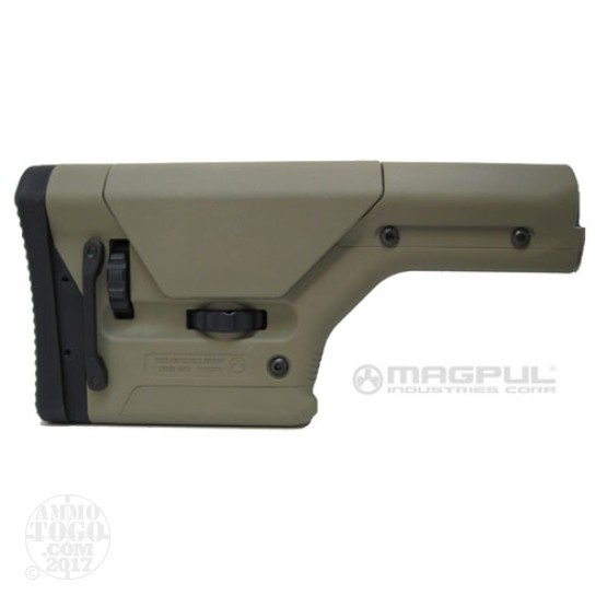 1 - Magpul Precision Rifle Stock Gen 2 Dark Earth