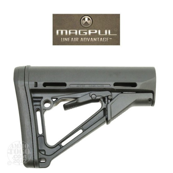 1 - Magpul AR-15 / M16 CTR Carbine Tube Stock Commercial Black