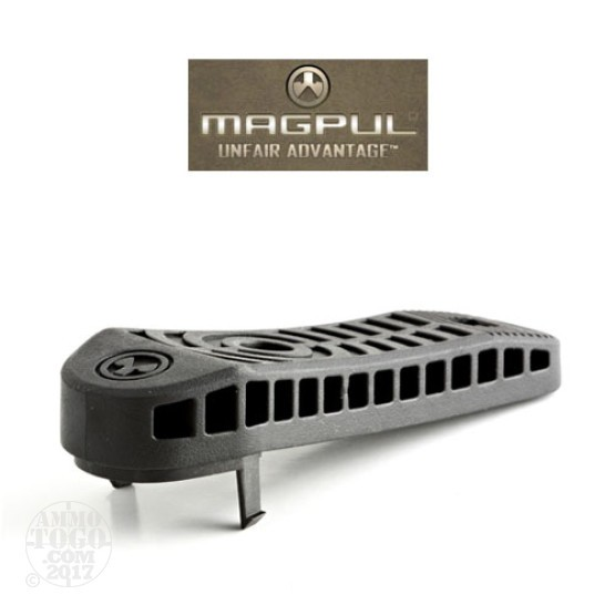 1 - Magpul Enhanced Rubber Butt Pad Black