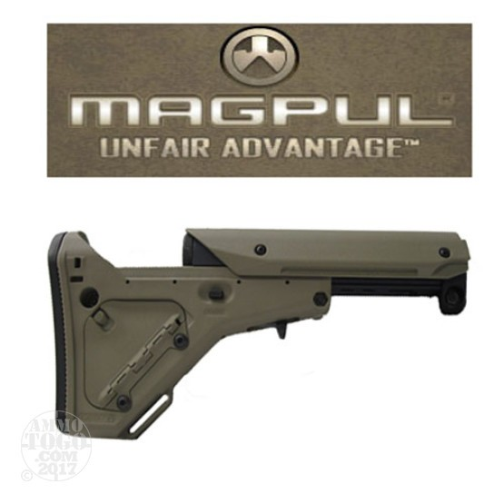 1 - Magpul AR-15/M16 UBR Utility/Battle Rifle Stock Flat Dark Earth