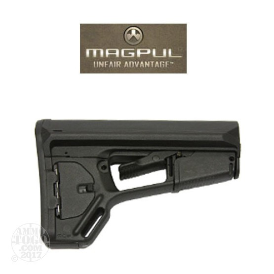 1 - Magpul ACS Adaptable Carbine Stock-Light Mil Spec Black