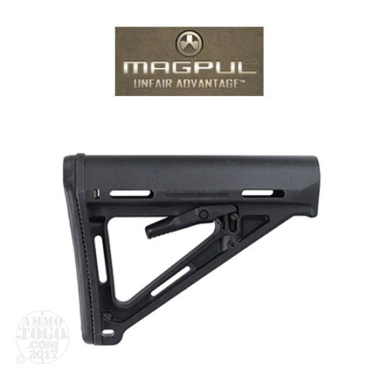 1 - Magpul MOE Carbine Stock Mil-Spec Black