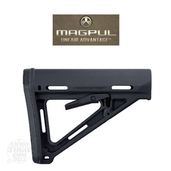 1 - Magpul MOE Carbine Stock Commercial Black