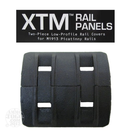 1 - Magpul XTM Rail Panel Black