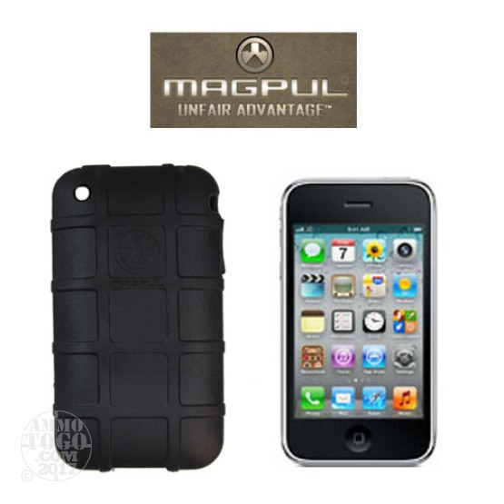 1 - Magpul Field Case for iPhone 3G and 3GS Black