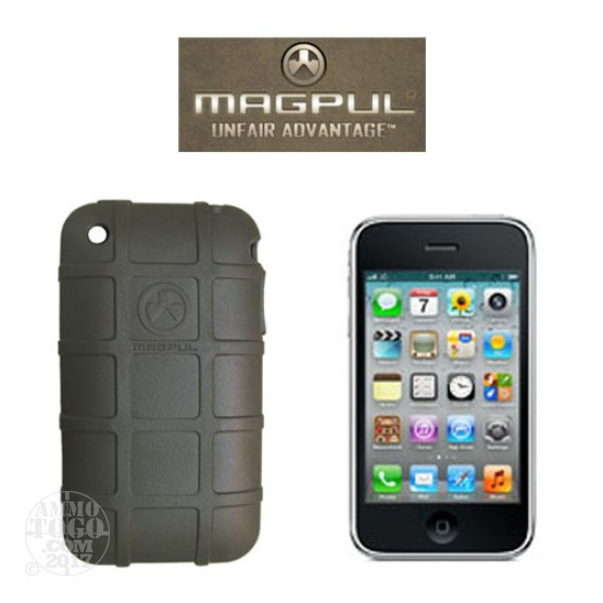 1 - Magpul Field Case for iPhone 3G and 3GS Olive Drab Green