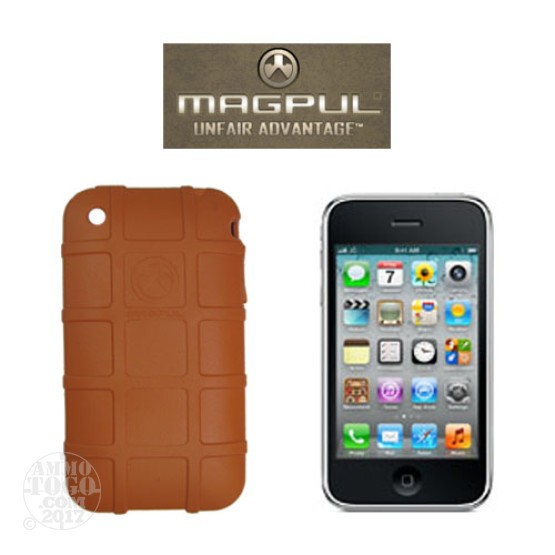 1 - Magpul Field Case for iPhone 3G and 3GS Orange