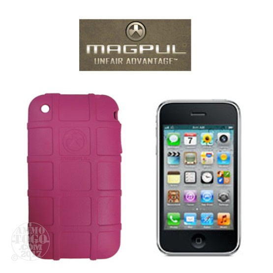 1 - Magpul Field Case for iPhone 3G and 3GS Pink