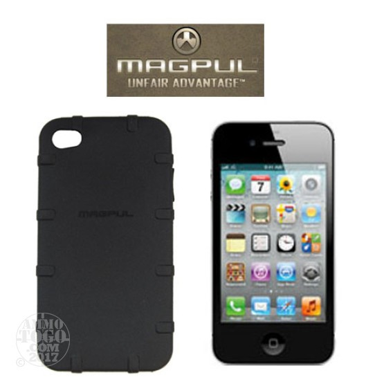 1 - Magpul Executive Field Case for iPhone 4 Black