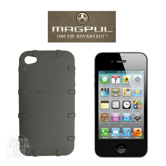 1 - Magpul Executive Field Case for iPhone 4 Olive Drab Green