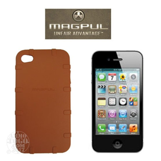 1 - Magpul Executive Field Case for iPhone 4 Orange