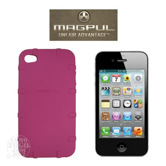 1 - Magpul Executive Field Case for iPhone 4 Pink