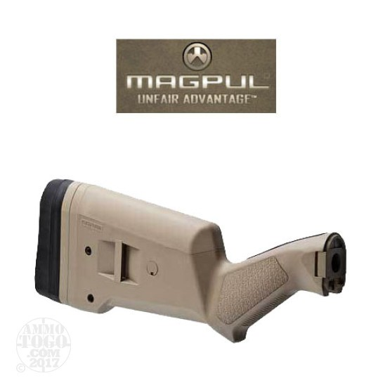 1 - Magpul SGA Stock for Remington 870 Flat Dark Earth
