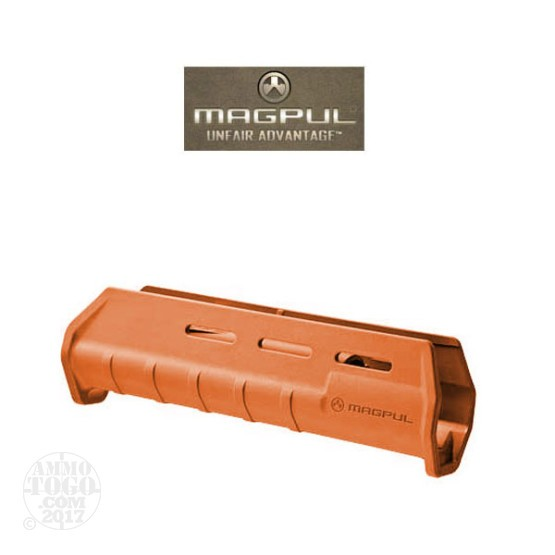 1 - Magpul MOE Forend for Remington 870 Orange Color