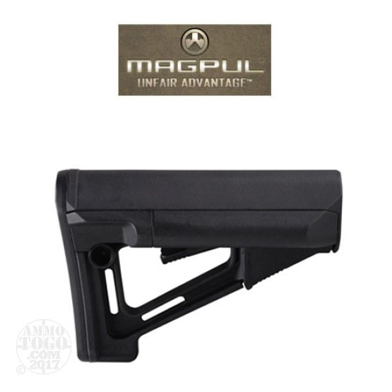 1 - Magpul STR Stock Commercial Black