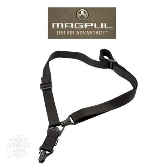 1 - Magpul MS3 Single QD Sling Multi Mission Sling System Black Color