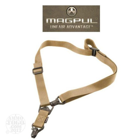 1 - Magpul MS3 Sling Multi Mission Sling System Coyote Color