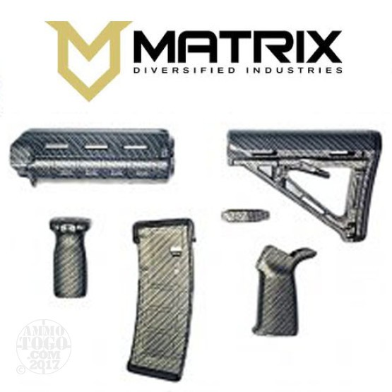 1 - Matrix Diversified With Magpul AR-15 Carbon Fiber Commercial Rifle Kit