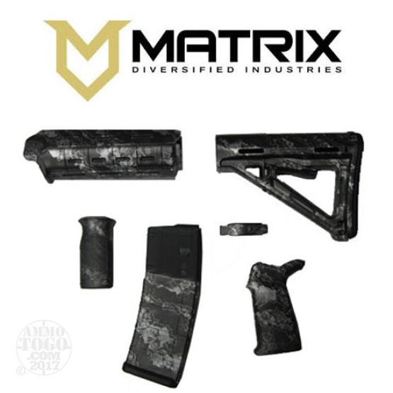 1 - Matrix Diversified With Magpul AR-15 Inglorious Ingot Commercial Rifle Kit