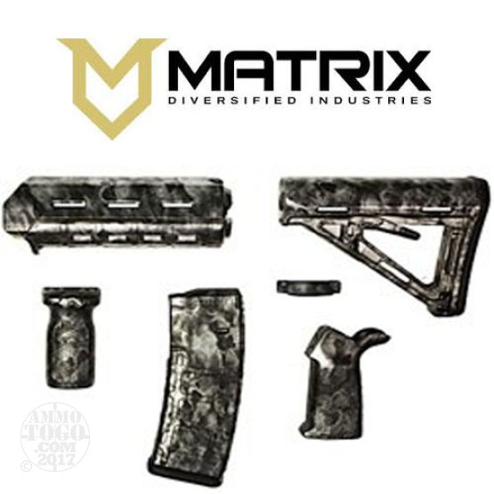 1 - Matrix Diversified With Magpul AR-15 Black Reaper Mil-Spec Rifle Kit
