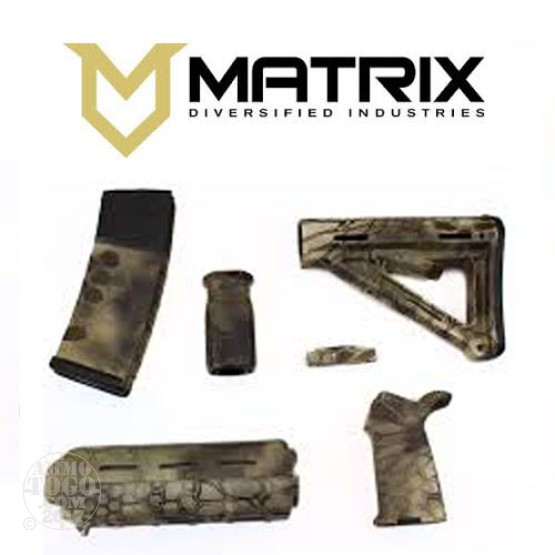 1 - Matrix Diversified With Magpul AR-15 Highlander Mil-Spec Rifle Kit