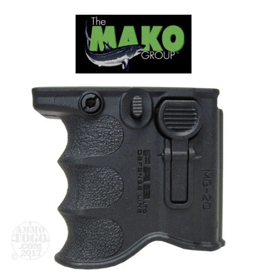 1 - Mako AR15 / M16 / M4 Quick Release Front Grip and Magazine Holder