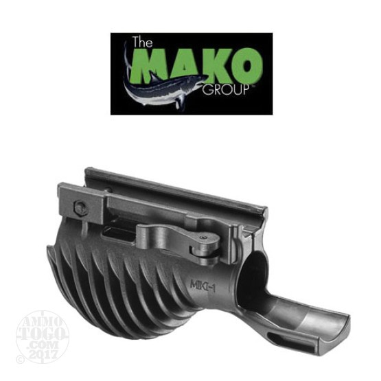 """1 - Mako Tactical Horizontal Foregrip with 1"""" Weapon Light Adapter"""