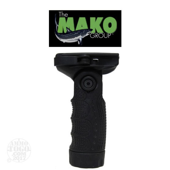 1 - Mako 7 Position Tactical Folding Grip w/ quick release