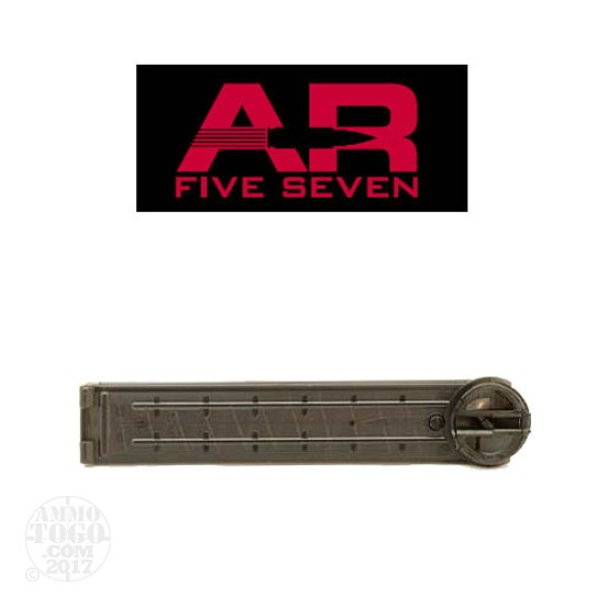 1 - AR Five Seven 5.7x28 50rd. Translucent Black Magazine