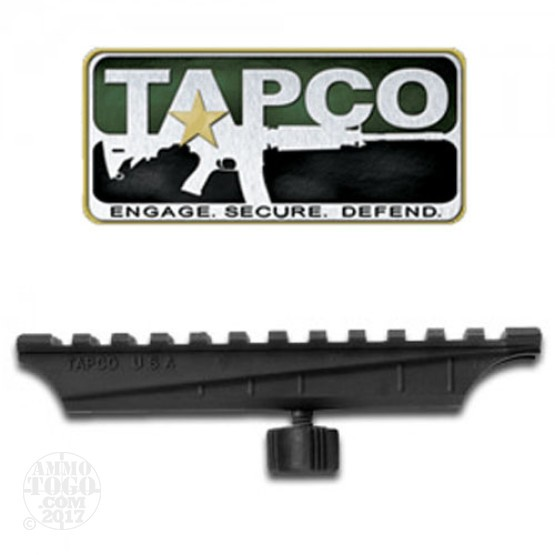 1 - TAPCO AR15/M16 Carry Handle Mount Black