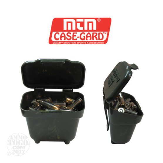 1 - MTM Case-Gard Ammo Belt Pouch Green Color