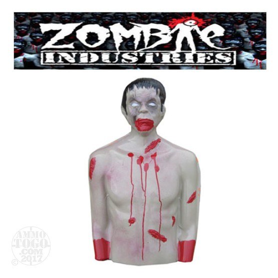 1 - Zombie Industries Tactical Mutilating Zombie Target - Kevin (Tan Color)