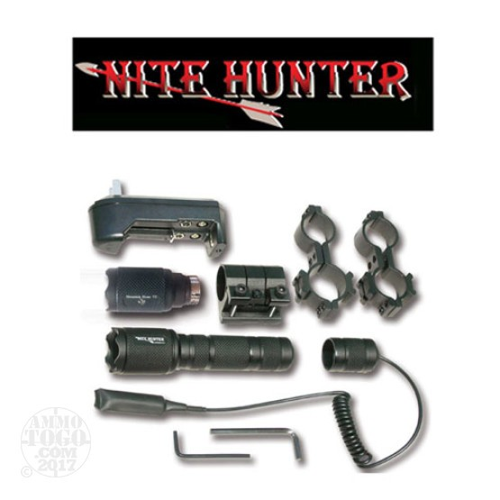 1 - Nite Hunter Varmint NHV-DLX Rifle Mounted Red/Green Illumination System