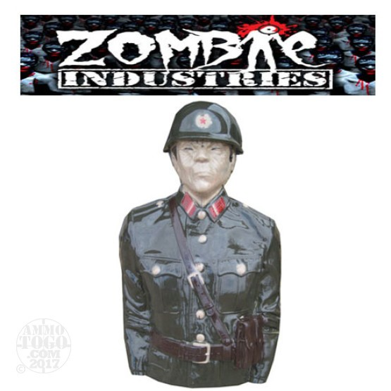 1 - Zombie Industries Tactical Bleeding Zombie Target - North Korean (Soldier)