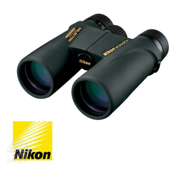 1 - Nikon 8x42mm Monarch ATB High Reflective Prism Binoculars