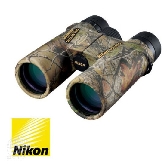 1 - Nikon 8x42mm Team REALTREE Monarch TRT Binoculars