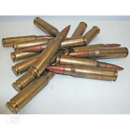 1000rds - .308 POF Military Surplus 147gr. FMJ Ammo