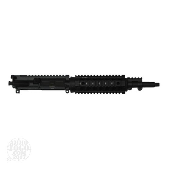 """1 - Police Trade-In 5.56/.233 10.5"""" SBR Upper Receivers-Black Rails-Grade A (ALL NFA RULES APPLY!)"""