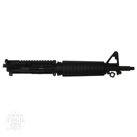 "1 - Police Trade-In 5.56/.233 10.5"" SBR Upper Receivers-M4 Handguards-Grade B (ALL NFA RULES APPLY!)"