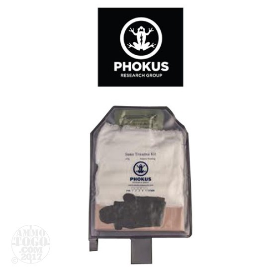 1 - Phokus Research Group Military Deployment Configuration Sons Trauma Kit