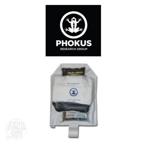 1 - Phokus Research Group Law Enforcement Configuration Sons Trauma Kit
