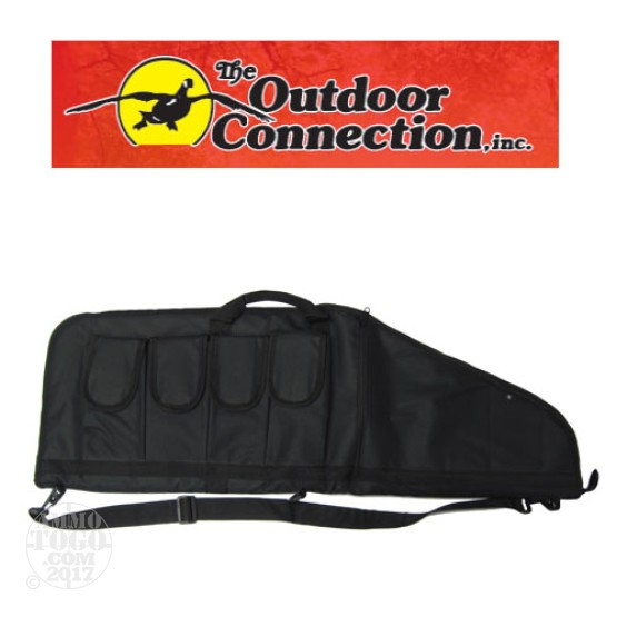 "1 - Outdoor Connection Tactical Gun Case 36"" Black"