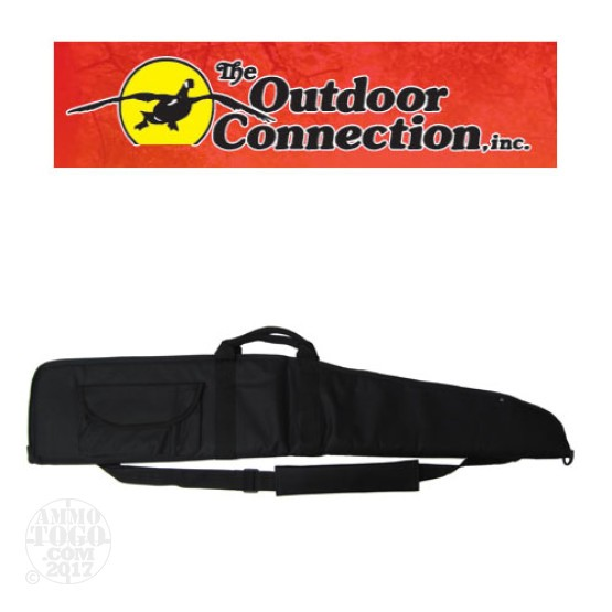 "1 - Outdoor Connection Tactical Shotgun Case 42"" Black"