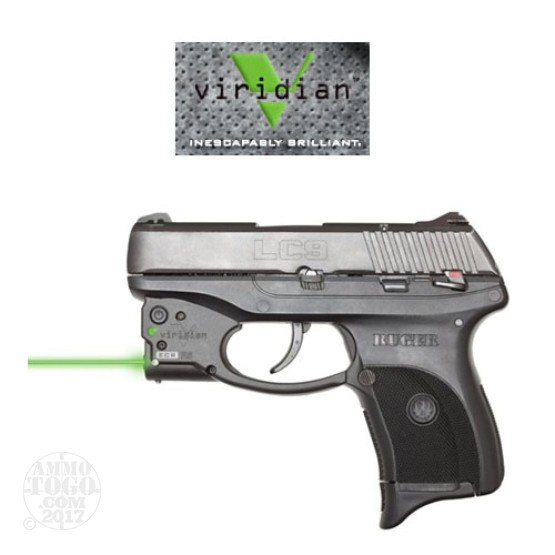 1 - Viridian Reactor 5 Green Laser Sight w/Holster for Ruger LC9