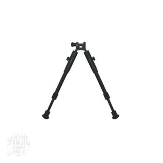 "1 - FM Bipod Adjustable 8"" to 10"" and Mounts to Picatinny Rail"