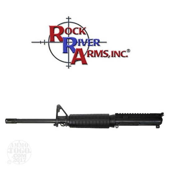 1 - Rock River Arms Carbine A4 Complete AR-15 Flat Top Upper