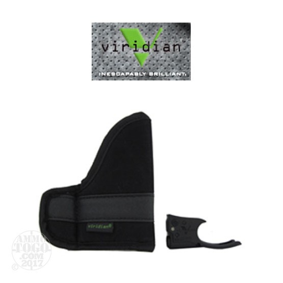 1 - Viridian Reactor TL Radiance Tactical Light Plus Holster for Ruger LCP